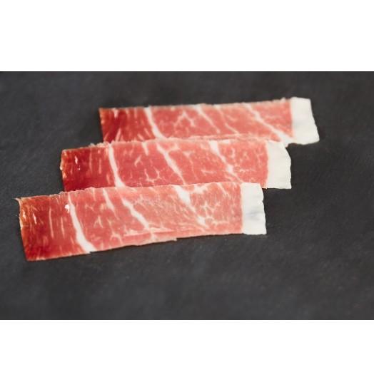 Sliced Fodder-fed Ham 50% Iberian    5-or-10 pack cases